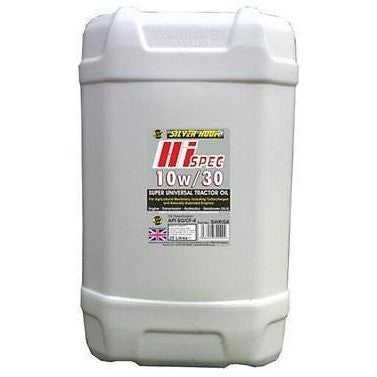 Silverhook Super Universal Tractor Oil [SUTO OIL] 10w/30 SG/CF4 GL4 25 Litres - Taxi-Mart Shop