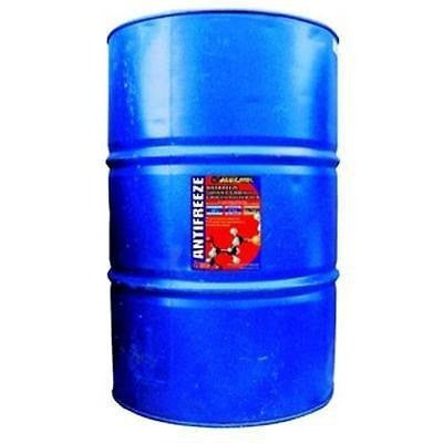 Concentrated Red Antifreeze [OAT] Summer/Coolant 205 Litre Drum -56°C [SHAR9] - Taxi-Mart Shop