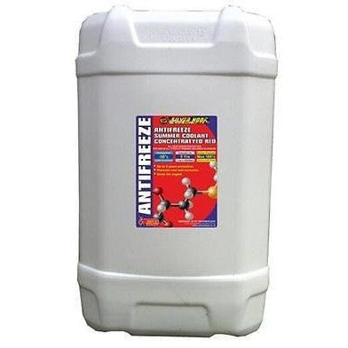 Silverhook Concentrated Red Antifreeze Summer/Coolant -56° [OAT] 25 Litre Drum [SHAR6] - Taxi-Mart Shop
