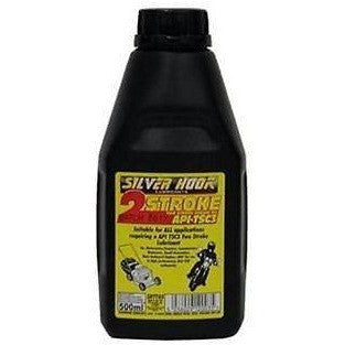 Silverhook SHTT05 2 Stroke Engine Oil/Lubricant [TC/TSC3] 500ml - Taxi-Mart Shop