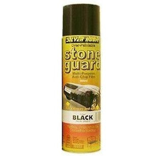 Silverhook Black Stone Guard Heavy Duty 500ml Can - Taxi-Mart Shop