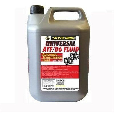 Silverhook SHTB5 Universal ATF Low Viscosity D6 - 4.54L - Taxi-Mart Shop