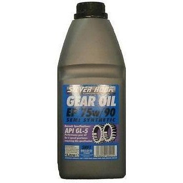 Silverhook 75w/90 Semi Synthetic Gear Oil API GL-5 - 1L - Free Tracked Delivery - Taxi-Mart Shop