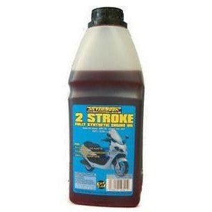 Silverhook SHTW1 - 2 Stroke Fully Synthetic Engine Oil 1 Litre - Taxi-Mart Shop