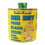 Silverhook Fibre Glass Resin 250ml + Hardener - Taxi-Mart Shop