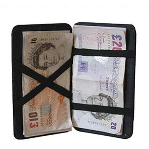 2 Way Magic Wallet Taxi Driver/Cab Driver BLACK - Taxi-Mart Shop