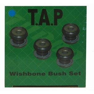 Wishbone Bush Set - Fairway Driver, TXI, TXII, TX4 &  Metrocab TTT - Taxi-Mart Shop