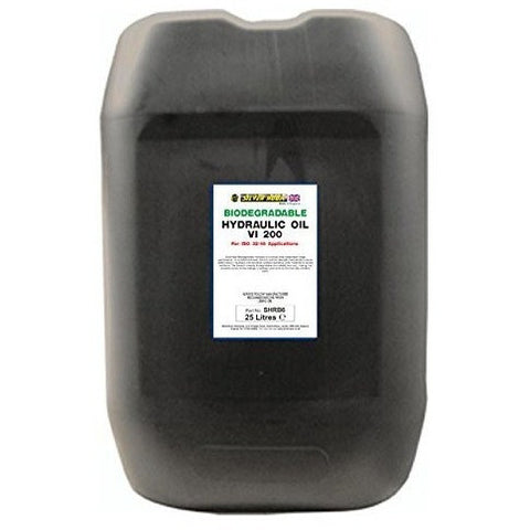 Silverhook BIODEGRADABLE ISO 68 Hydraulic Oil 25 Litre Drum - Taxi-Mart Shop