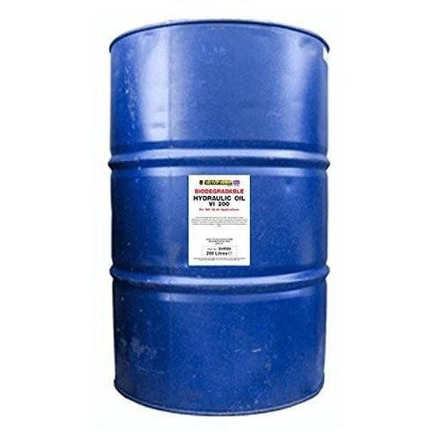 Silverhook BIODEGRADABLE ISO 68 Hydraulic Oil 200 Litre Drum - Taxi-Mart Shop