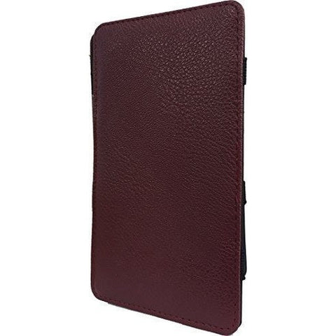 2 Way Magic Wallet Taxi Driver/Cab Driver BURGUNDY - Taxi-Mart Shop