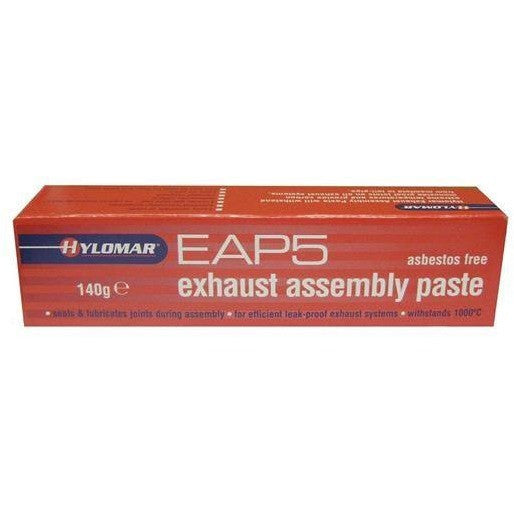 Exhaust Putty - Exhaust Assembly Paste 140g Tube - Taxi-Mart Shop