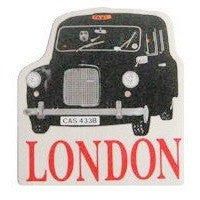 London Taxi Sticker - Taxi-Mart Shop