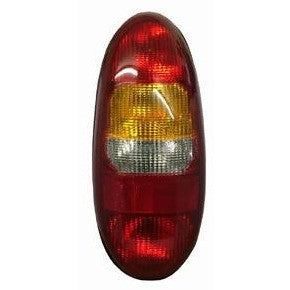 TX1 & TX2 & Early TX4 (Up to 59) Rear Light Cluster Indicator (Orange) - Taxi-Mart Shop