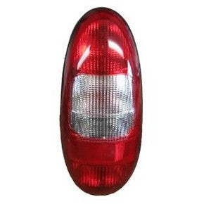 LTI TX4 Late Type Rear Light Cluster Indicator (Clear) - Taxi-Mart Shop