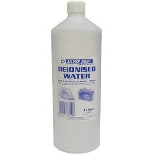 Silverhook Deionised Water 1 Litre - Taxi-Mart Shop