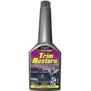 Silverhook Rubber & Trim Restore 325ml Bottle UV Restant Car/Van/Taxi - Taxi-Mart Shop