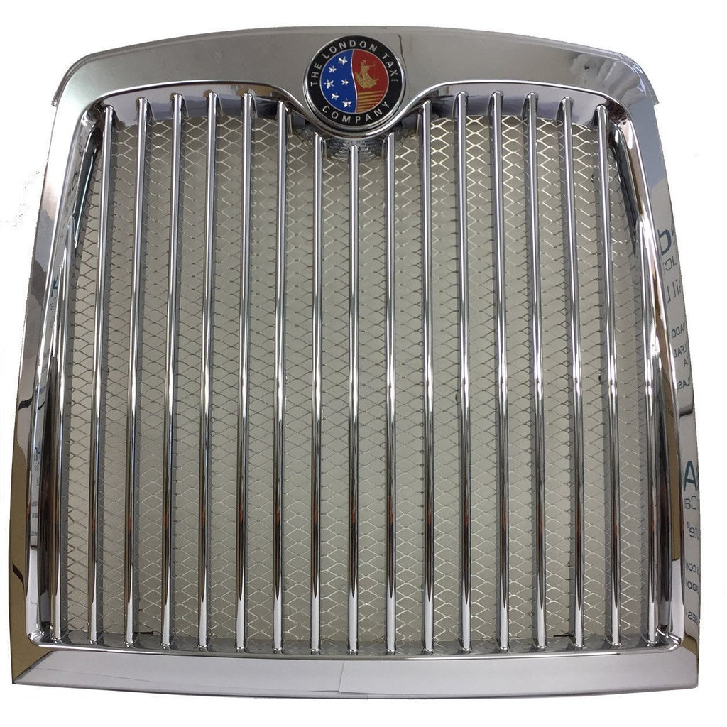 LTC TX4 Chrome Front Grille - For All Late Type (Chinese) Taxis - Taxi-Mart Shop