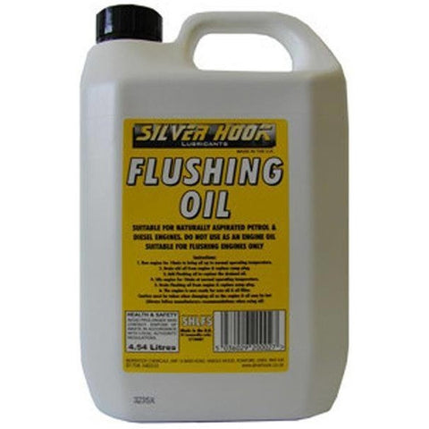 Silverhook Engine Flushing Oil [Petrol+Diesels] 4.45 Litres - Taxi-Mart Shop