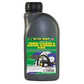 Silverhook SHTV05 [Green] Hydraulic & Power Steering Fluid For VW/Audi G002.000 - 500ml - Taxi-Mart Shop