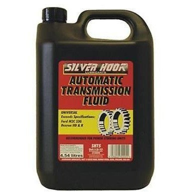 Silverhook Universal Automatic Transmission Fluid [ATF] 4.54L - Taxi-Mart Shop