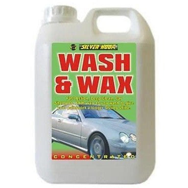 Silverhook Wash & Wax 5 Litres - Taxi-Mart Shop