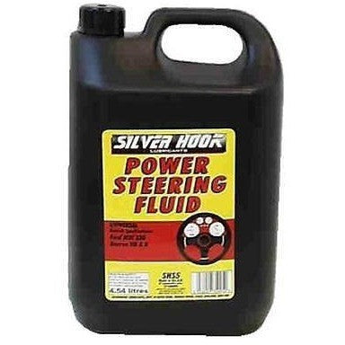 Silverhook SHS5 Universal Power Steering Fluid 4.54 Litres - Tracked Delivery - Taxi-Mart Shop