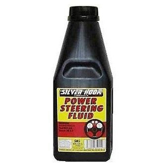 Silverhook SHS05 Universal Power Steering Fluid 500ml - Tracked Delivery - Taxi-Mart Shop