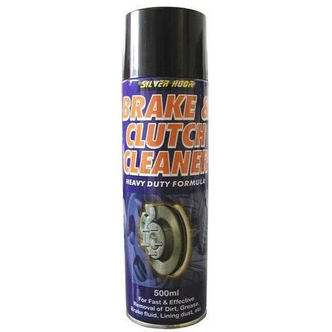 Silverhook Brake & Clutch Cleaner Heavy Duty 500ml Can - Taxi-Mart Shop