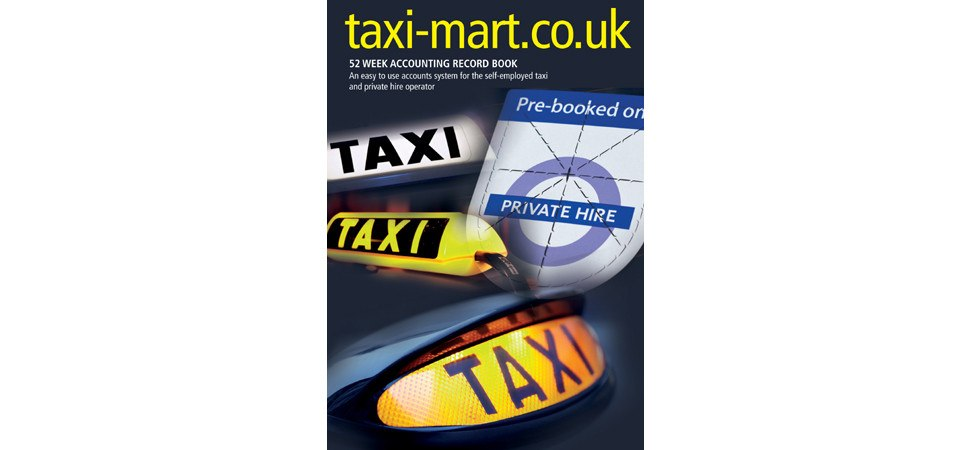 Taxi Accounts Book