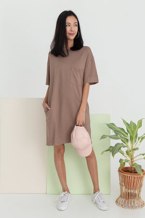 Allison Pocket Dress In Neslo