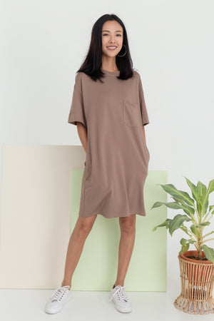 *BACKORDER* Allison Pocket Dress In Neslo