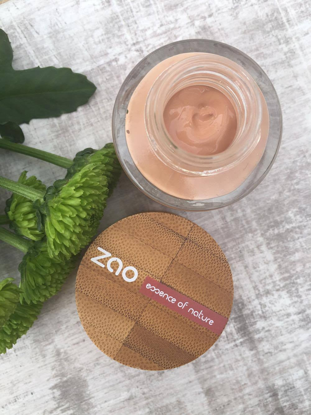 Ingredients List Breakdown - ZAO Makeup Silk Foundation