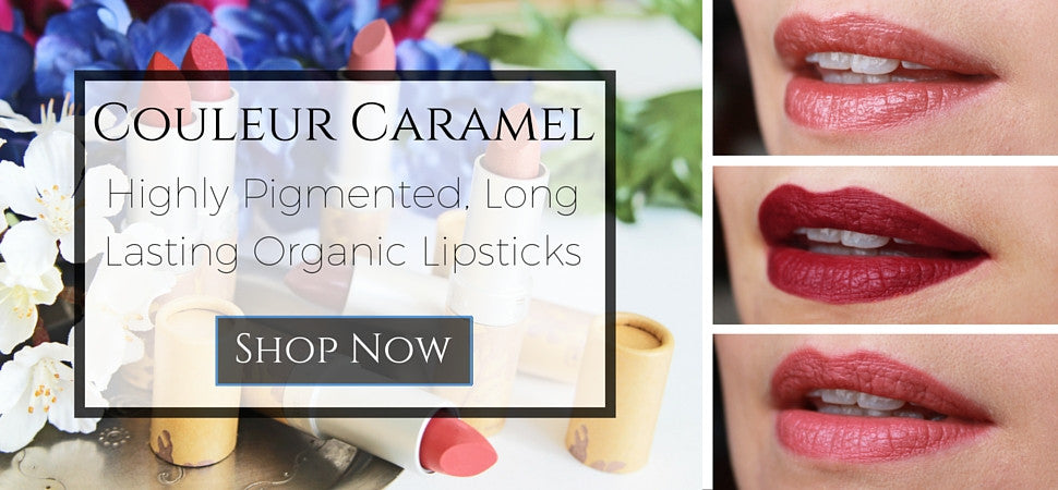 The Brightest, Boldest Natural and Organic Lipstick