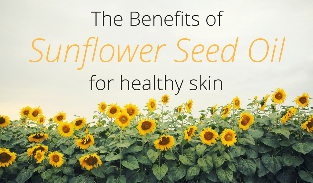The Benefits of Sunflower Seed Oil for Healthy Skin