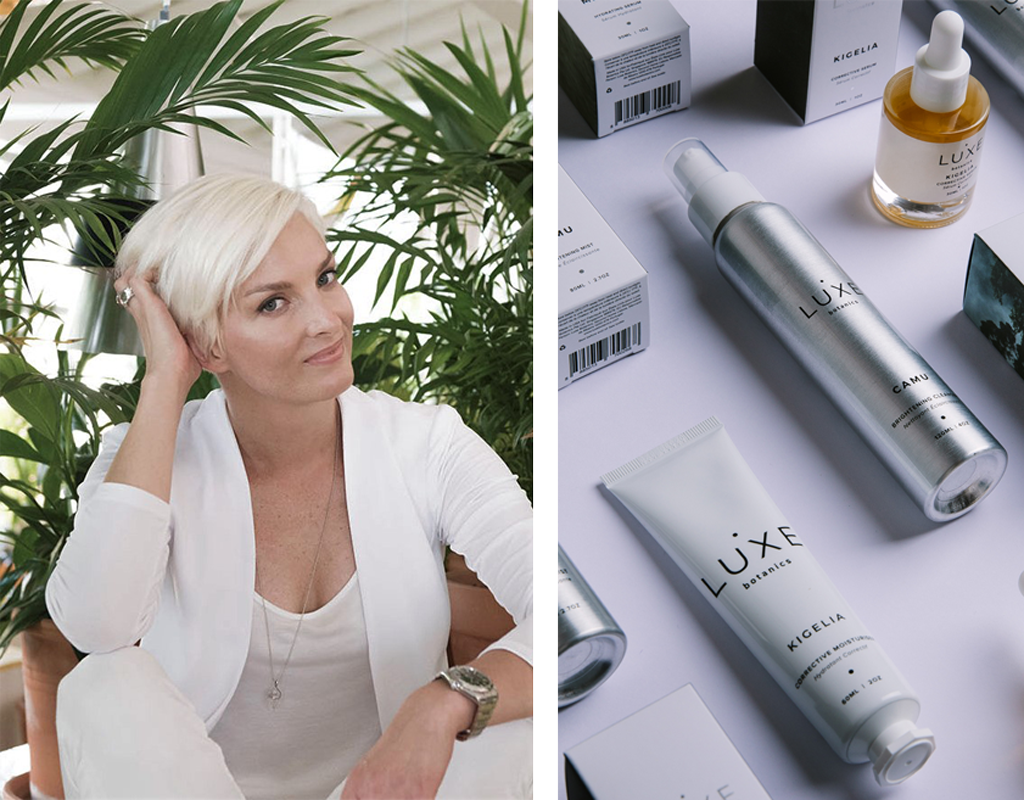 An Interview with Luxe Botanics founder - Jené Roestorf