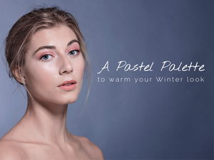 A Pastel Palette to Warm your Winter Look