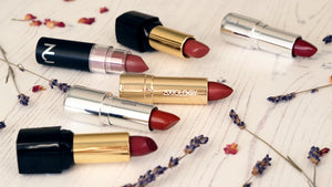 6 Vegan Lipsticks for Autumn