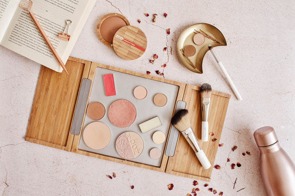 5 Ways you can Reduce Plastic in your Makeup