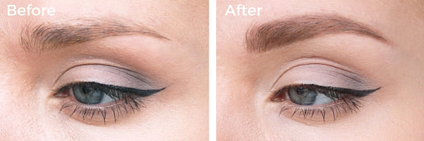 ZAO-Makeup-Eyebrow-Powder-Before-After