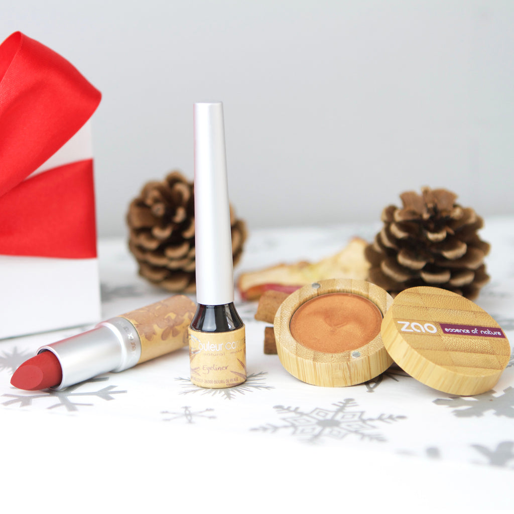 Organic-makeup-christmas-gift-set