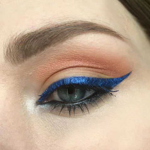 peach-and-blue-eye-makeup