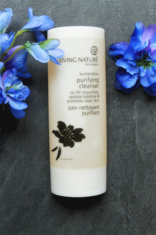Living-Nature-Purifying-Cleanser