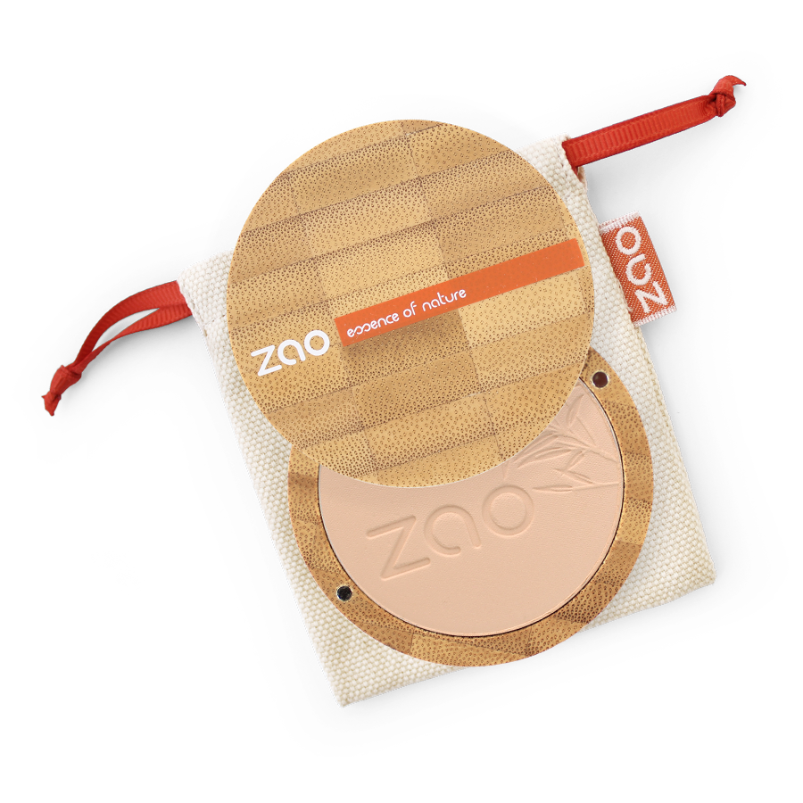 ZAO-Makeup-Organic-Compact-Powder-302-Beige-Orange
