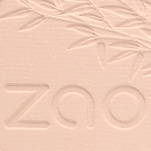ZAO Makeup - Organic Compact Pressed Powder sample