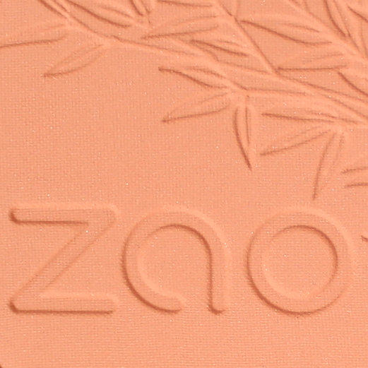 ZAO Makeup - Organic Blush Sample