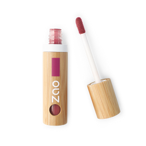 ZAO-Makeup-Lip-Ink-443-Strawberry-Open