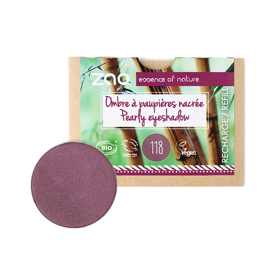 ZAO-Makeup-Pearly-Eyeshadow-118-Plum-Refill