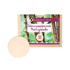 ZAO-Makeup-Matte-Organic-Eyeshadow-202-Brown-Beige-Refill