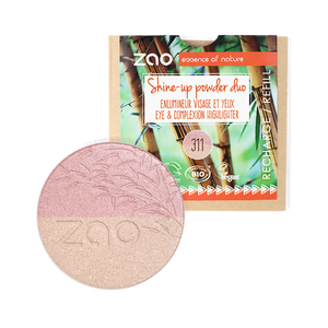 ZAO Makeup - Shine Up Powder