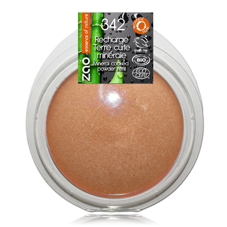 ZAO-Makeup-342-Bronze-Copper-Mineral-Cooked-Powder-Refill